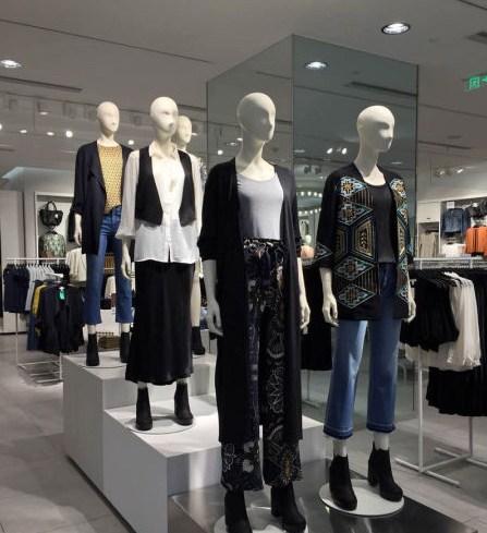 H&M首登青藏高原 西宁首店入驻纺织品百货大楼